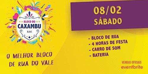 BLOCO DO CAXAMBU - DESFILE 2020
