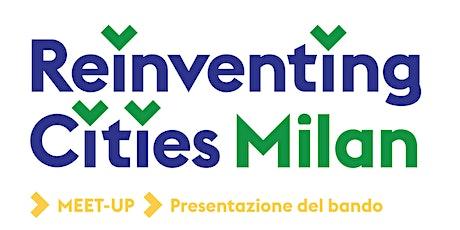 Reinventing Cities Milano2030 biglietti