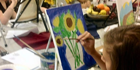 Oodles of Art Summer Camp for ages 6-9- July 13-16, 9am-Noon tickets