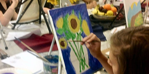 Oodles of Art Summer Camp for ages 6-9- July 13-16, 9am-Noon