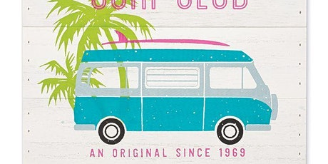 Sip and Chalk - Vintage VW Bug or Bus tickets