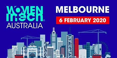 Women in Tech Australia Melbourne Launch  tickets
