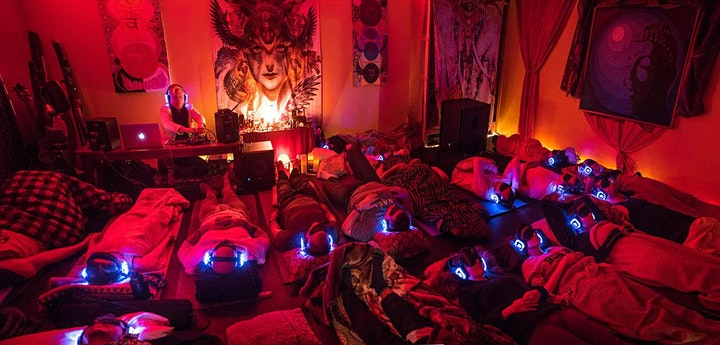 Zendo Stereo: Music Meditation at The Space Shift image