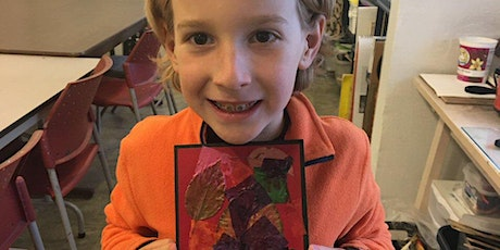 Oodles of Art Summer Camp for ages 6-9- June 15-18, 9am-Noon tickets