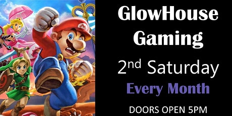 Monthly Super Smash Ultimate 2020 @ GlowHouse Gaming tickets