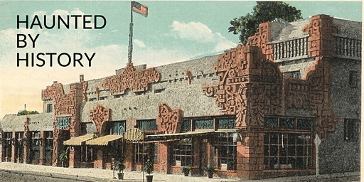 Exclusive Aztec Hotel Tour with Haunted by History