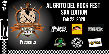 "Al Grito del Rock ""Ska Edition"" tickets"