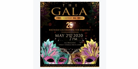 The Gala: Spring Masquerade Ball Edition tickets