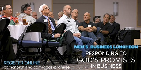 Responding to God's Promise in Business tickets