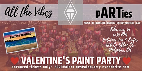 Valentine's Paint Party tickets
