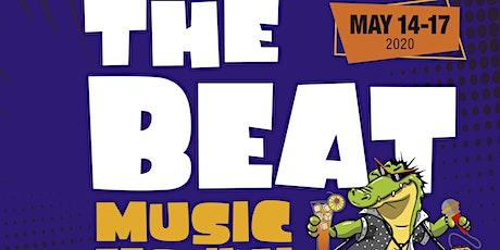 """""""THE BEAT"""" MIAMI'S MULTI MUSIC FESTIVAL tickets"""