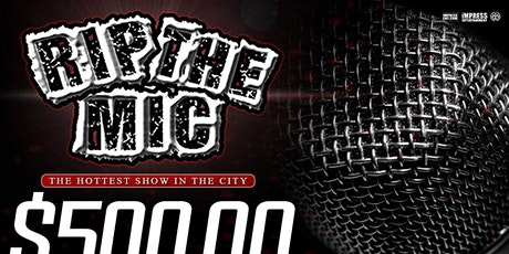 RIP THE MIC LIVE $500 BEST SINGLE COMPETITION @ CLUB LATINOS (AUSTIN, TX) tickets