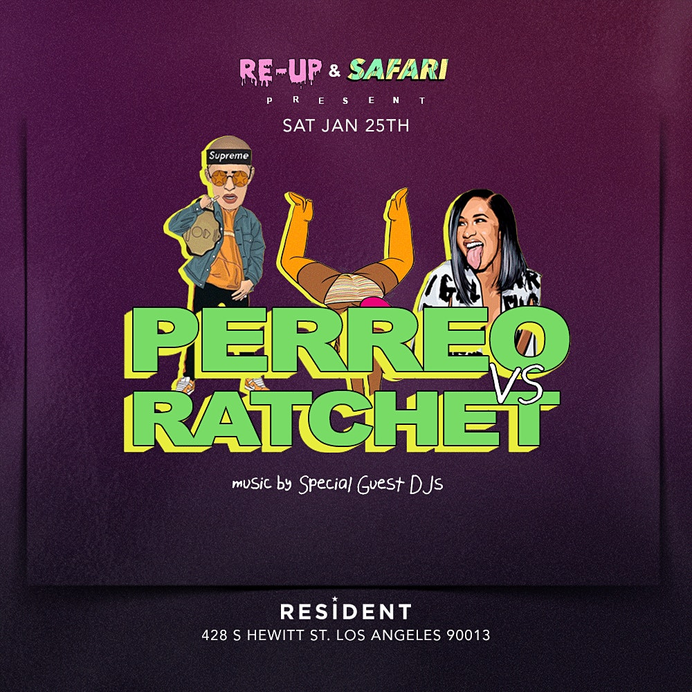 PERREO vs. RATCHET