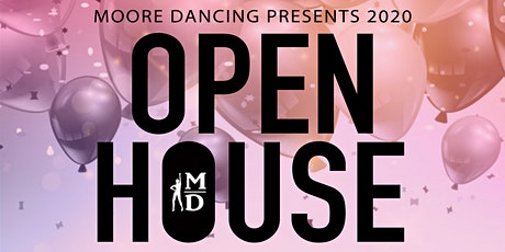 FREE Cardio Dance Fitness - New Year's Open House 2020 tickets