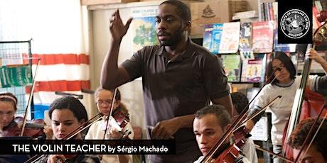 The Violin Teacher tickets