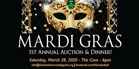 Mardi Gras Dinner & Auction tickets