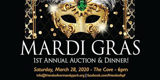 Mardi Gras Dinner & Auction