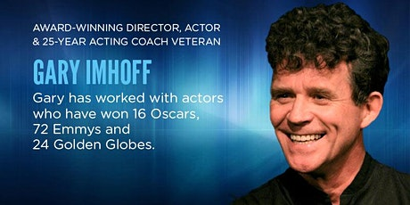 ACTING CLASS with Oscar Winner's Acting Coach tickets