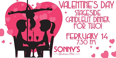 Valentine's Day Stage-Side Dinner for Two tickets
