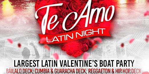 Latin Valentines Party