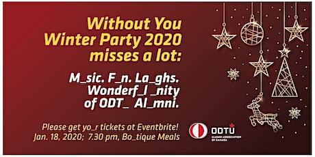 OAAC  2020 Winter Party tickets