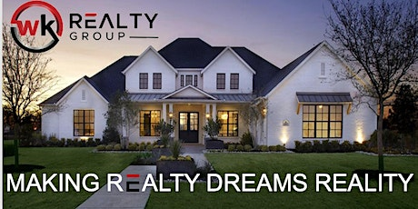 Home Buyer's Seminar - FREE - Making REALTY Dreams Reality tickets