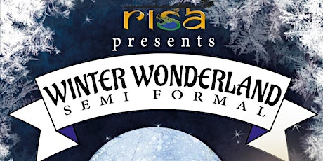 Winter Wonderland Semi-formal tickets
