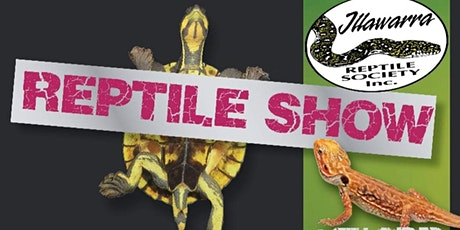Illawarra Reptile Show tickets