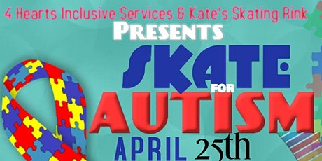 Skate for Autism  tickets