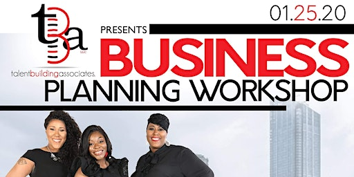 Business Planning Workshop