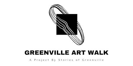 Greenville Art Walk: Black History Month tickets