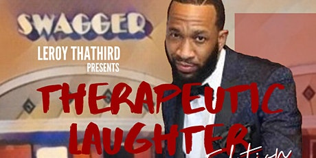 Therapeutic Laughter Comedy Show[Hecklers Edition] tickets