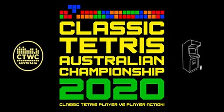 Classic Tetris Australian Championship 2020 tickets