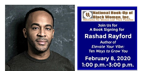 NHBW, Nashville Chapter Book Signing for Rashad Rayford tickets