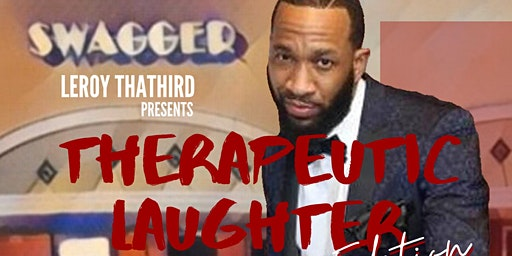 Copy of Therapeutic Laughter Comedy Show[Hecklers Edition]