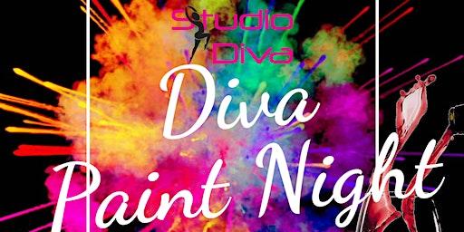 DIVA Paint & Sip