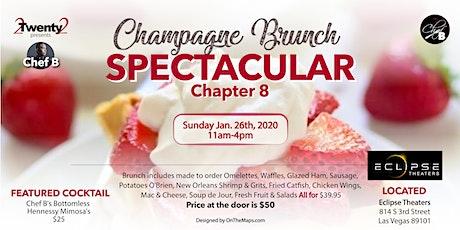 2Twenty2 presents Chef B.'s Brunch Spectacular Chapter 8 New Beginnings! tickets