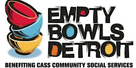 Empty Bowls Detroit Painting Workshop At Cass Community Social Services