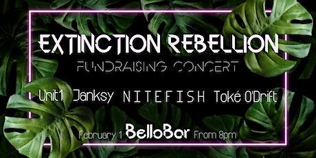 XR Fundraiser: Toké O'Drift / NITEFISH / Unit1 / Janksy tickets