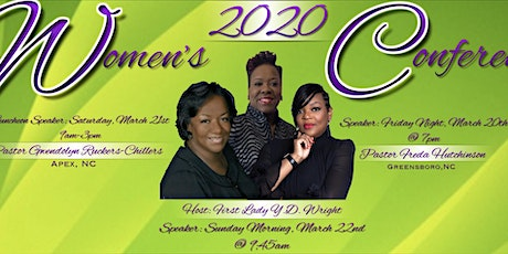 Miracle Temple Ministries Women's Conference 2020 tickets