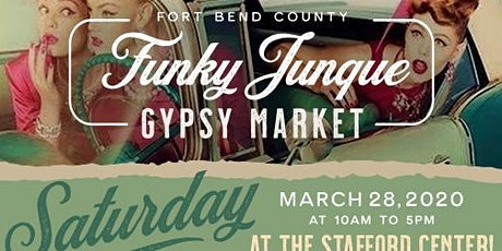 Fort Bend County Gypsy Market tickets