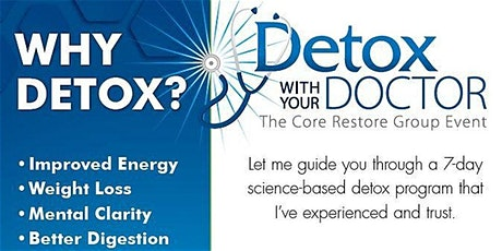 Detox With Your Doctor tickets