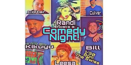 Comedy Night with Randi!