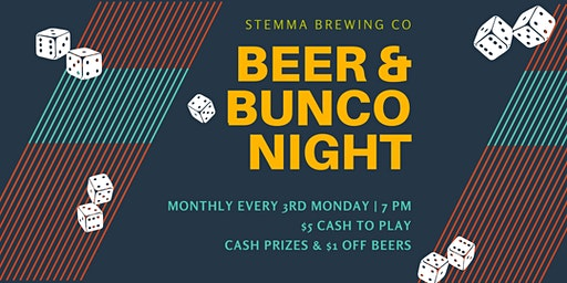 Beer & Bunco
