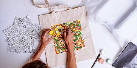 Fabric Painting Workshop (at micro brewery) tickets