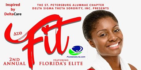 Delta Fit: Fine & Heart Healthy - A Community Fitness Event tickets