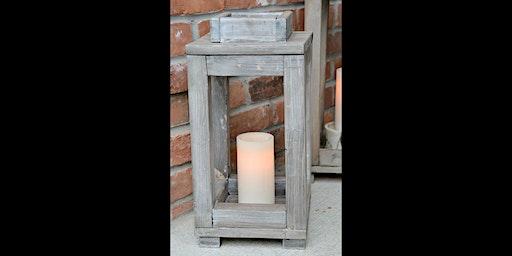 Porch Lantern Workshop