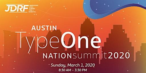 TypeOneNation Summit - Austin 2020
