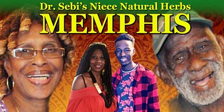 Dr. Sebi's Niece & Son Natural Healing Fiesta tickets