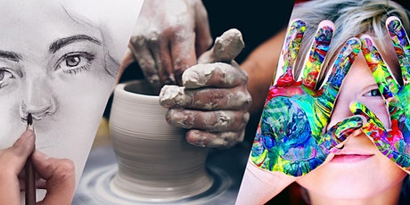 Saltwater Art Studio's  Try it Out/ Demo Afternoon 2020 tickets